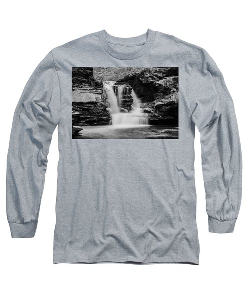 Murray Reynolds Falls - 8557 Long Sleeve T-Shirt