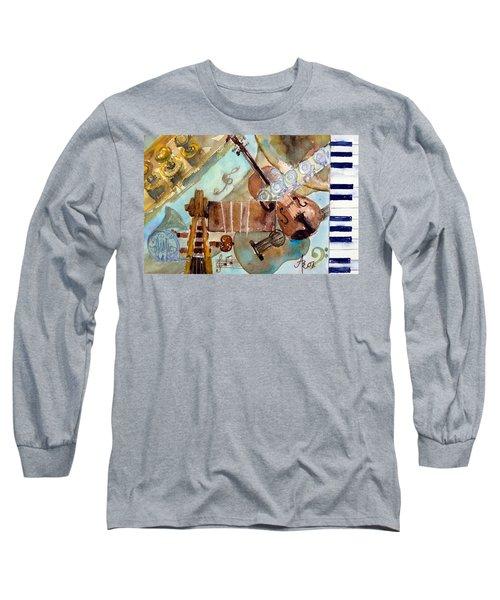 Music Shop Long Sleeve T-Shirt