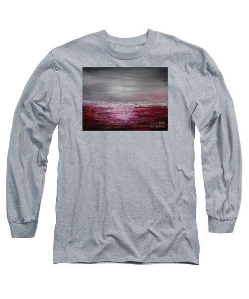 Musical Waves Long Sleeve T-Shirt