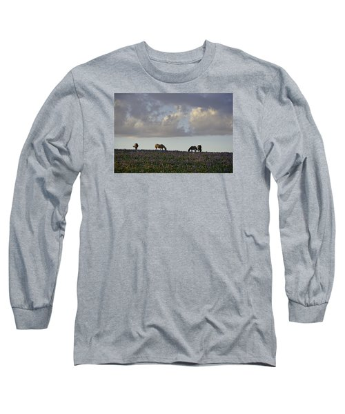 Mustang Group 17 Long Sleeve T-Shirt