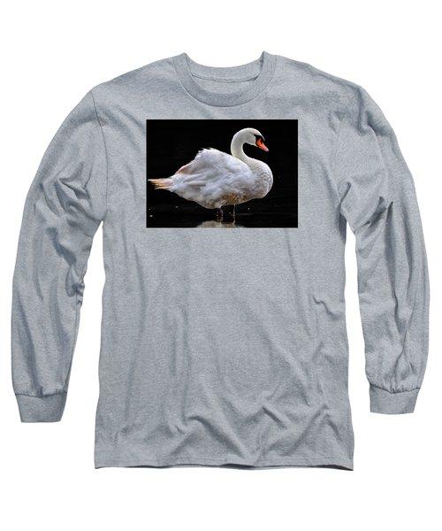 Mute Swan 3 Long Sleeve T-Shirt