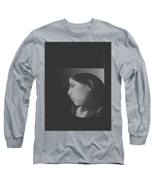 Muted Shadow No. 1 Long Sleeve T-Shirt