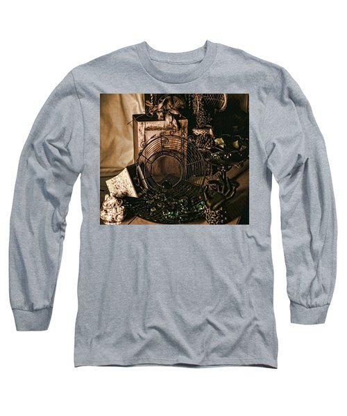 Muted Still Long Sleeve T-Shirt