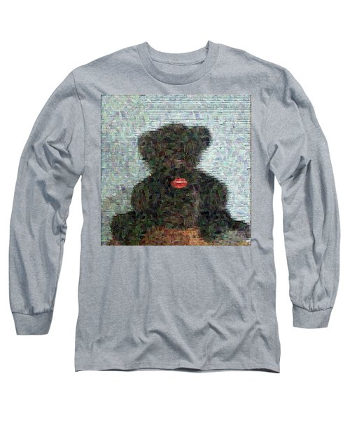 My Bear Long Sleeve T-Shirt