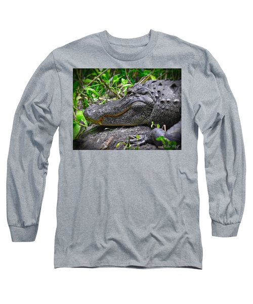 My Big Toothy Grin Long Sleeve T-Shirt