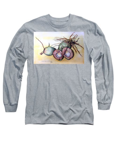 My Coconuts Long Sleeve T-Shirt