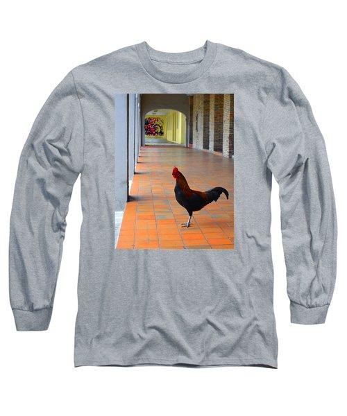 My Colonnade Long Sleeve T-Shirt