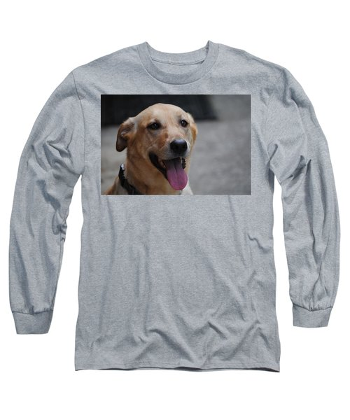 My Dog Ubu Long Sleeve T-Shirt