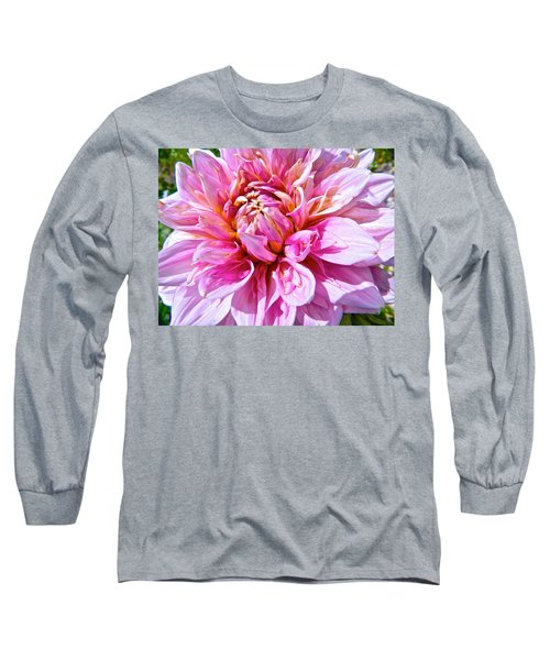 My First Dahlia Long Sleeve T-Shirt