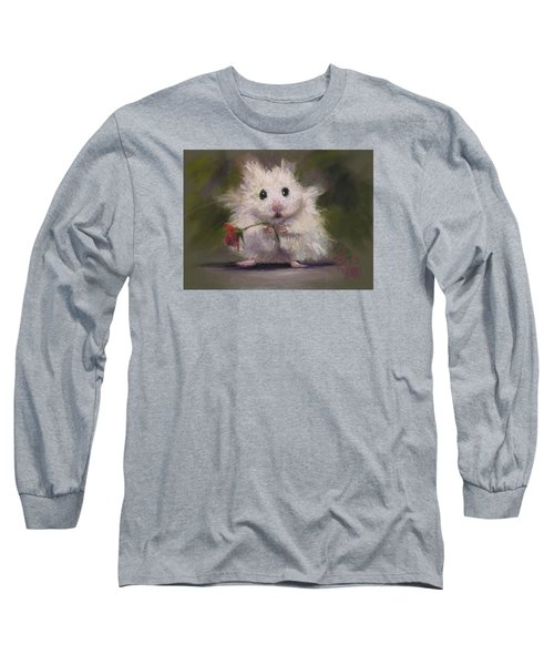 My Gift To You Long Sleeve T-Shirt by Billie Colson