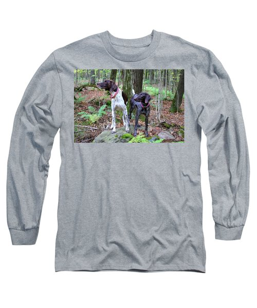 My Girls Long Sleeve T-Shirt