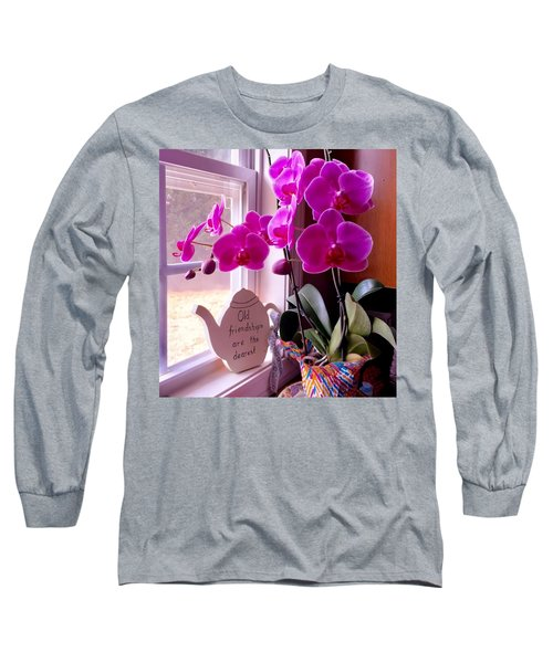 My Orchids Long Sleeve T-Shirt