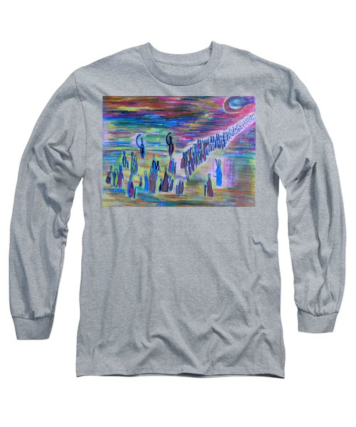 My People Long Sleeve T-Shirt