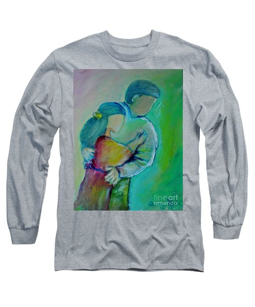 My Protector Long Sleeve T-Shirt