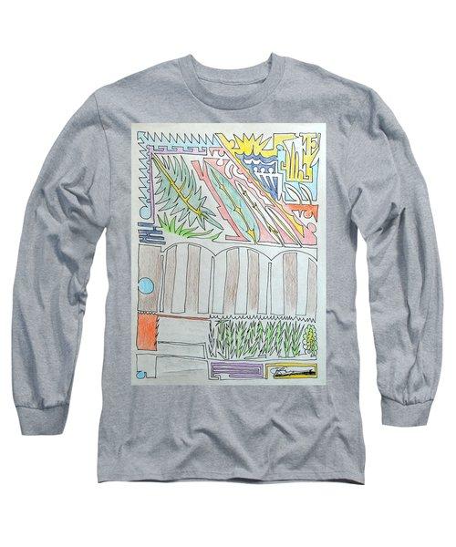 My Side Yard Long Sleeve T-Shirt