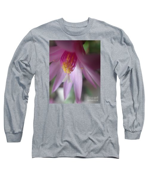 My Special Treasure Long Sleeve T-Shirt by Christina Verdgeline