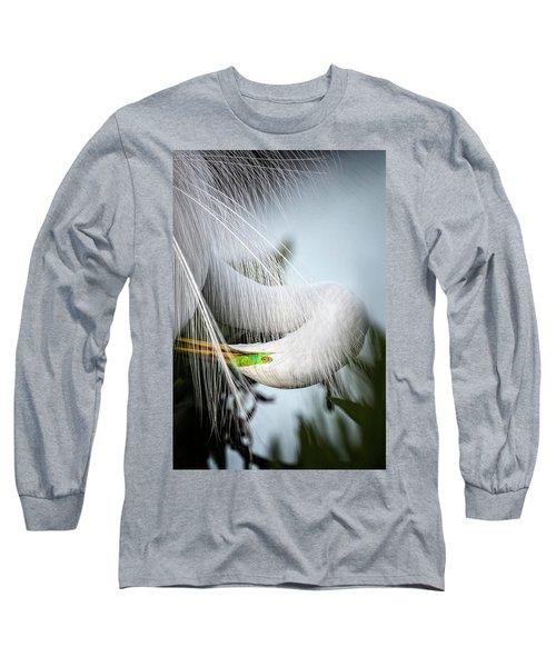 My Veil Of Secrecy Long Sleeve T-Shirt