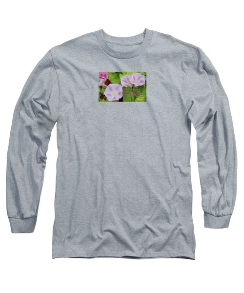 My Voice Long Sleeve T-Shirt