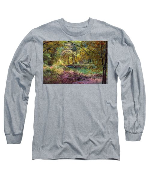 My World Of Color Long Sleeve T-Shirt