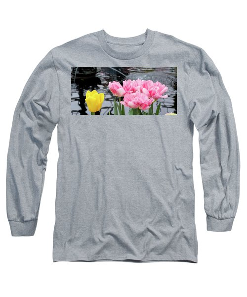 Myself, With Friends Long Sleeve T-Shirt