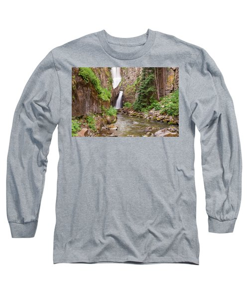 Mystery Falls Long Sleeve T-Shirt