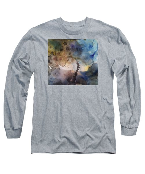 Mystery Tree Long Sleeve T-Shirt by Becky Chappell