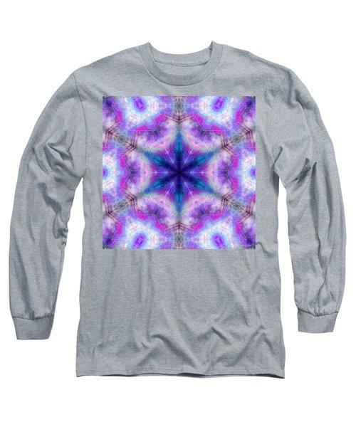 Long Sleeve T-Shirt featuring the digital art Mystic Universe 5 Kk2 by Derek Gedney