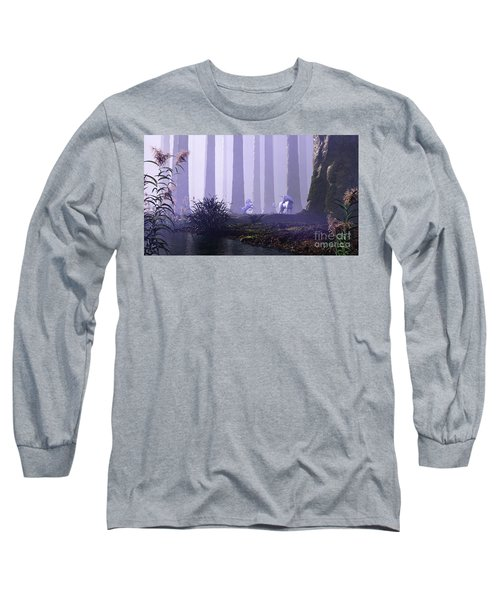 Mystical Forest Long Sleeve T-Shirt