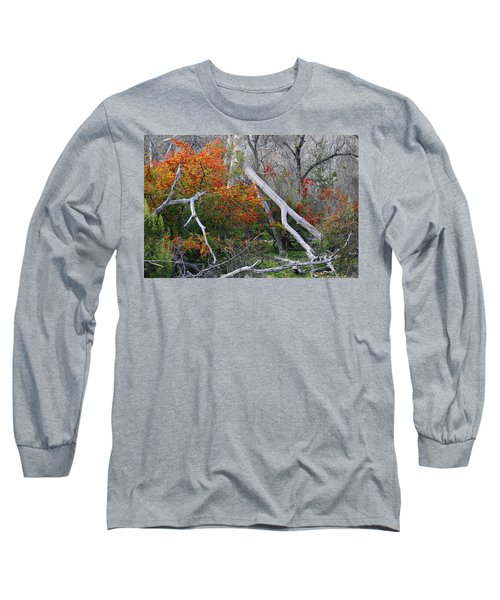 Mystical Woodland Long Sleeve T-Shirt