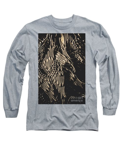Mythical Angels From History Past Long Sleeve T-Shirt