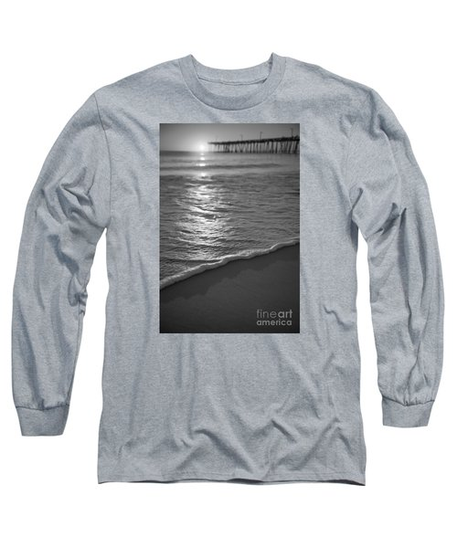 Nags Head First Light Bw Long Sleeve T-Shirt
