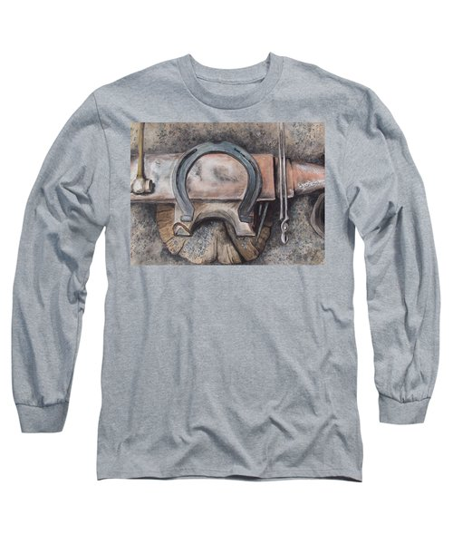 Nail It Up Long Sleeve T-Shirt