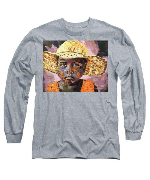 Madagascar Farm Girl Long Sleeve T-Shirt