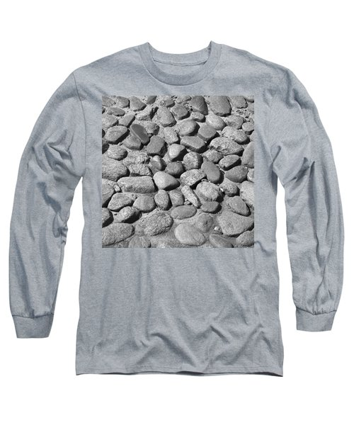 Nantucket Cobblestones Long Sleeve T-Shirt