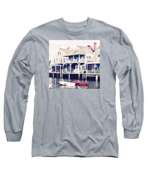 Nantucket Days Long Sleeve T-Shirt
