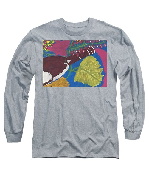 Napa Valley Tastings Long Sleeve T-Shirt by Jonathon Hansen