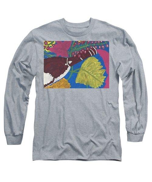 Napa Valley Tastings Long Sleeve T-Shirt