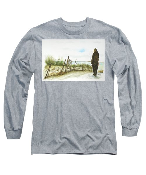 Napatree Point Watch Hill, Ri Long Sleeve T-Shirt
