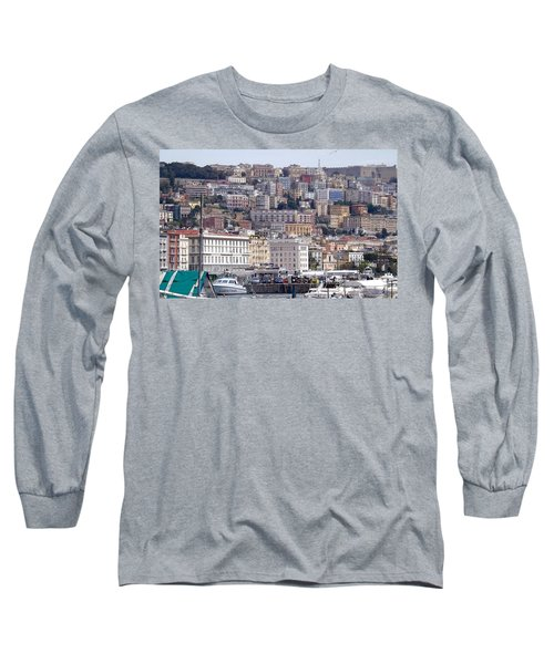 Naples In The Spring Long Sleeve T-Shirt
