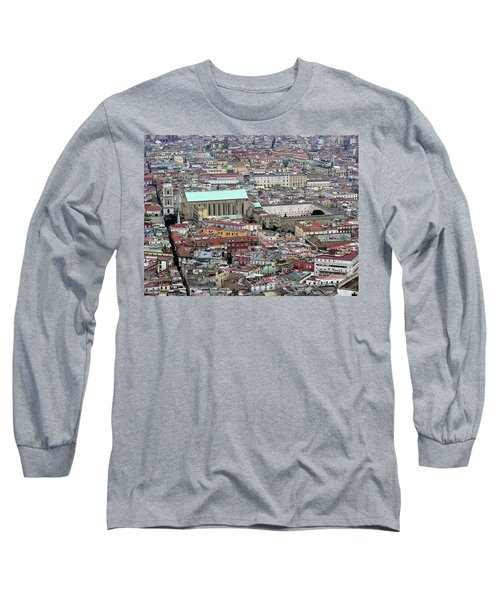 Naples Italy Long Sleeve T-Shirt