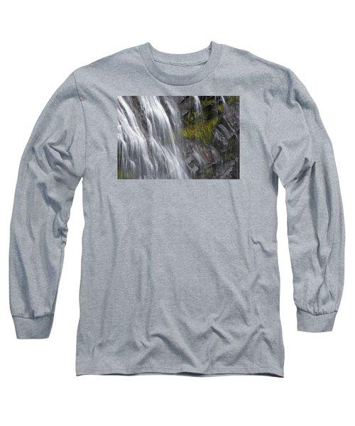 Narada Falls  Long Sleeve T-Shirt