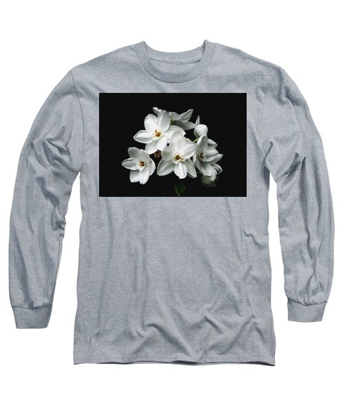 Narcissus The Breath Of Spring Long Sleeve T-Shirt