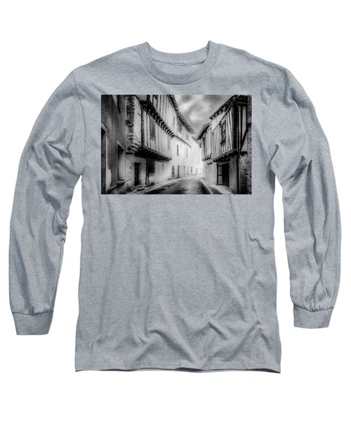 Narrow Alley Long Sleeve T-Shirt by Celso Bressan