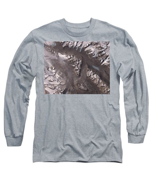 Nasa Image-dry Valleys, Antarctica-2 Long Sleeve T-Shirt