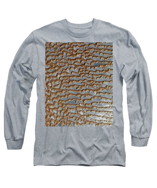 Nasa Image-rub' Al Khali, Arabia-2 Long Sleeve T-Shirt