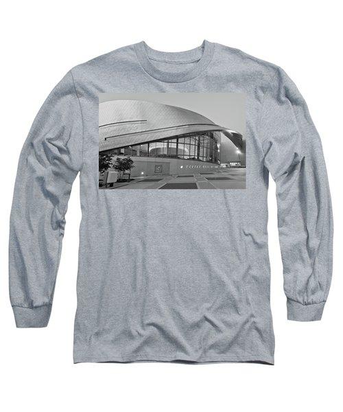Nascar Hall Of Fame Long Sleeve T-Shirt