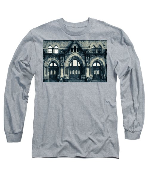 Nashville Customs House Long Sleeve T-Shirt