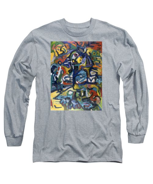 Native Colourz Long Sleeve T-Shirt