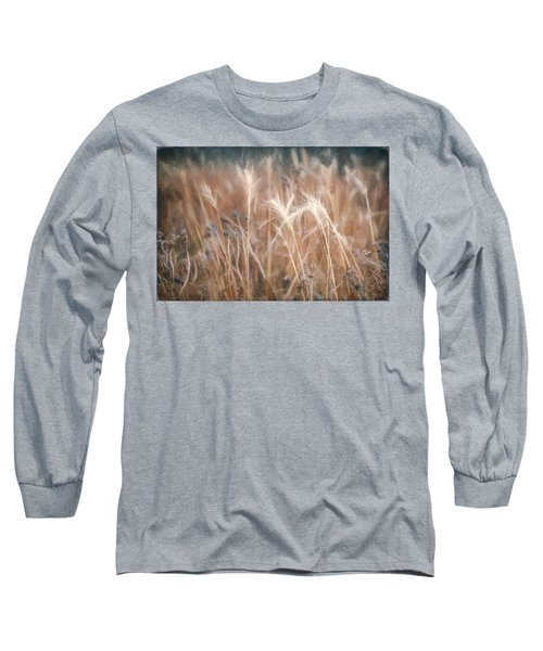 Native Grass Long Sleeve T-Shirt