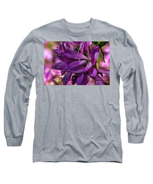Native Long Petals Long Sleeve T-Shirt
